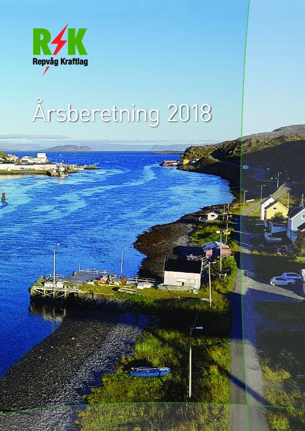Årsberetning 2018 forside