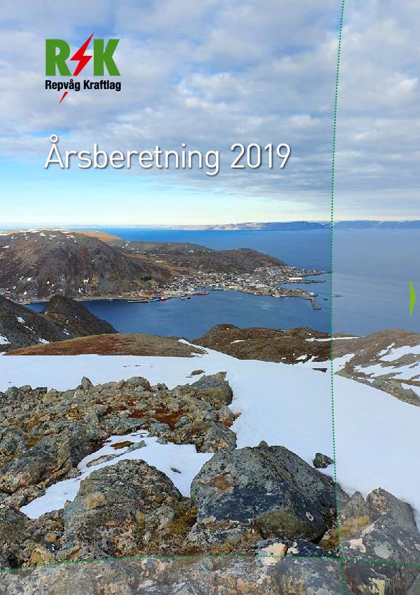 Årsberetning 2019 forside