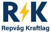 Repvåg Kraftlag logo