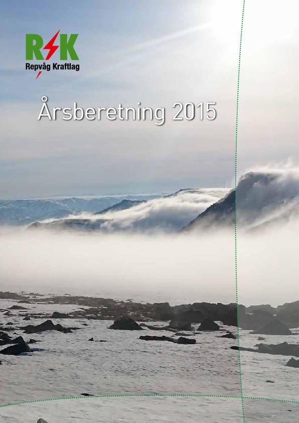 Årsberetning 2015 forside