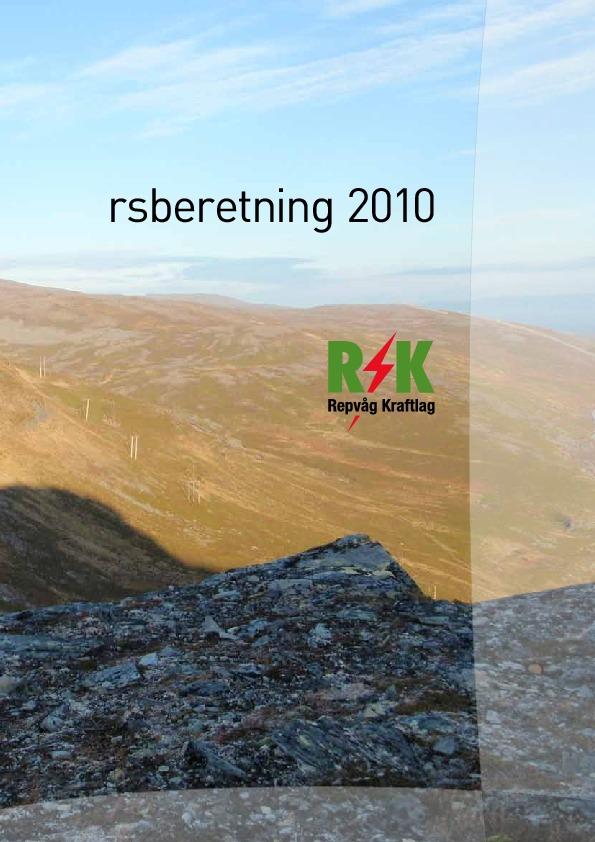 Årsberetning 2010